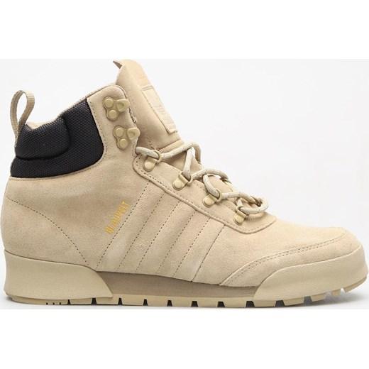 18e31bad5 Buty zimowe męskie Adidas zamszowe sznurowane na zimę ...