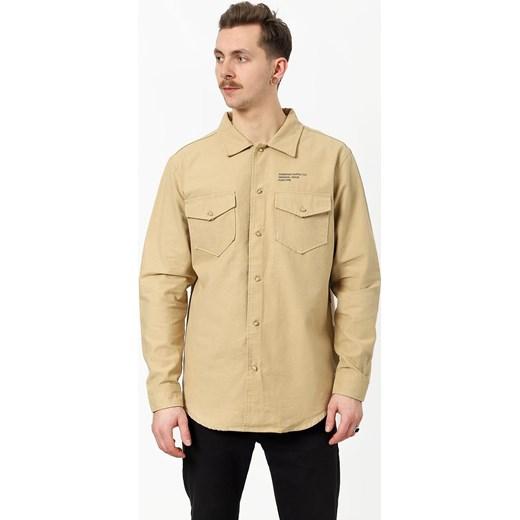 52588aa77ff99f ... Koszula męska Diamond Supply Co. z bawełny z długim rękawem wiosenna ...