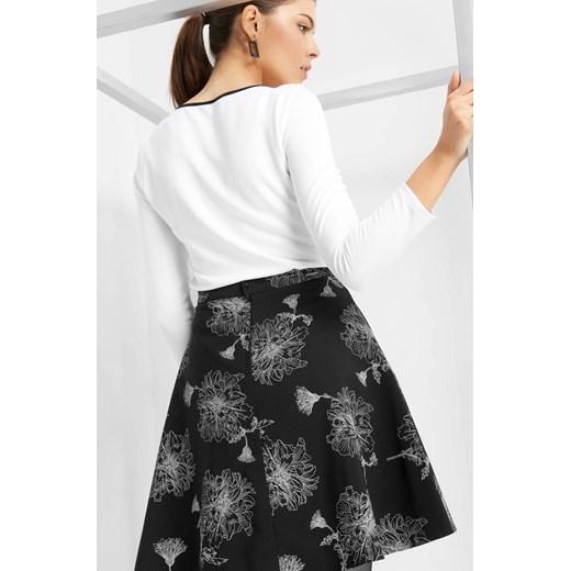 Spódnica ORSAY w kwiaty tkaninowa w Domodi