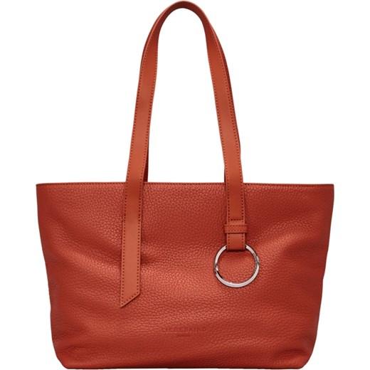 4fecb9d26a899 Shopper bag Liebeskind Berlin na ramię bez dodatków mieszcząca a5 w ...