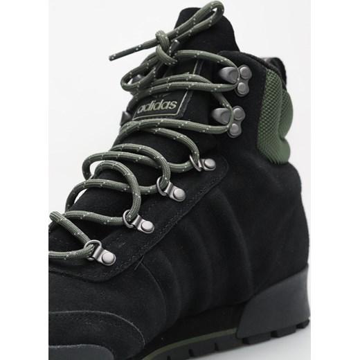 efd1a3f03ceed ... Buty zimowe męskie Adidas z zamszu sznurowane sportowe ...