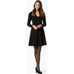 d804726742 Sukienka Marc O Polo trapezowa z długim rękawem biznesowa jerseyowa gładka