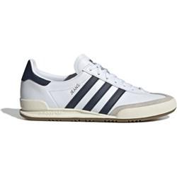 aafeefb0 Białe trampki męskie Adidas sznurowane sportowe