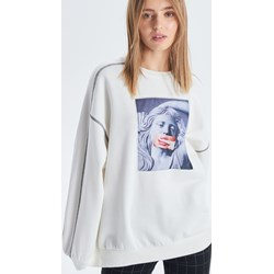 3460396480989 Cropp bluza damska biała długa