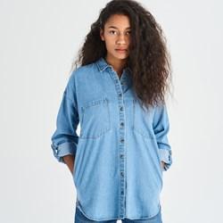 c4c4e329f9 Koszule jeansowe damskie