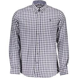 55558f188dc95 Koszula męska U.S Polo Assn. w kratkę z kołnierzykiem button down casualowa  z długim rękawem