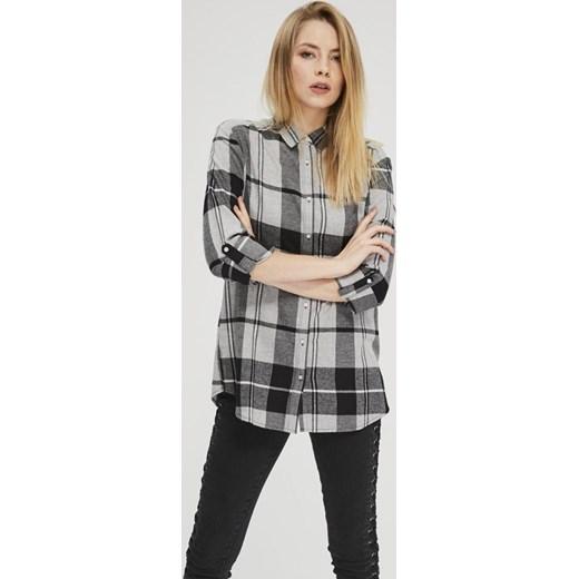 wylot Koszula damska Diverse casual Odzież Damska IN szary  d8WMN