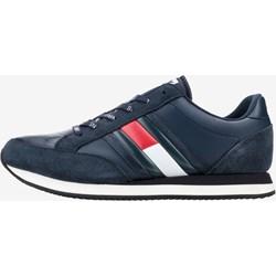 8a8c6c796ef7 Tommy Hilfiger buty sportowe męskie sznurowane jesienne młodzieżowe