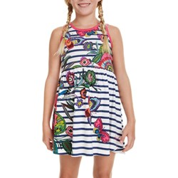 3ab2e8a65d Sukienka dziewczęca Desigual z nadrukami