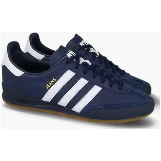 691f7a2adedcb Niebieskie buty sportowe męskie Adidas Originals wiązane w Domodi