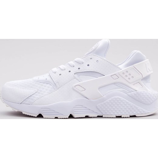7493ccc15bc3 Buty sportowe męskie Nike huarache białe sznurowane w Domodi