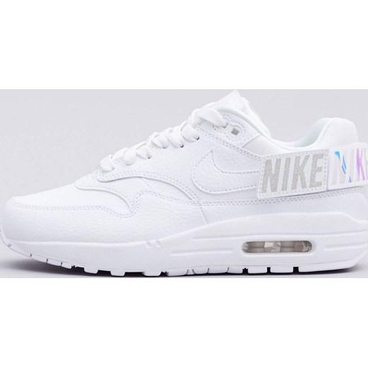 newest collection 5b0ff c26e7 Buty sportowe damskie Nike białe gładkie