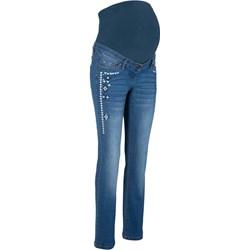 1e50cd5a80 Spodnie ciążowe BPC Collection niebieskie