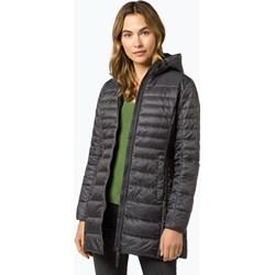 9f525ac08bf06 Franco Callegari kurtka damska bez wzorów niebieska długa jesienna