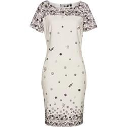 6ed6ef6281fd Sukienka BPC Selection z okrągłym dekoltem z jerseyu