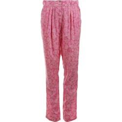 11a8bc9468ee4 Spodnie dziewczęce Tommy Hilfiger z tkaniny w kwiaty
