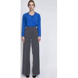 125b84c6f05fbc Spodnie z wysokim stanem damskie elegrina, lato 2019 w Domodi