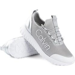new product fa911 04d84 Buty sportowe damskie Calvin Klein sneakersy młodzieżowe gładkie