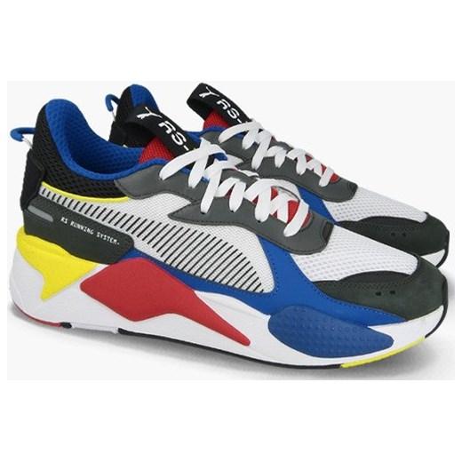 szyk Puma buty sportowe m?skie wielokolorowe sznurowane Buty