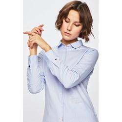 b5fe0a110388a Koszula damska Tommy Hilfiger bez wzorów z długimi rękawami