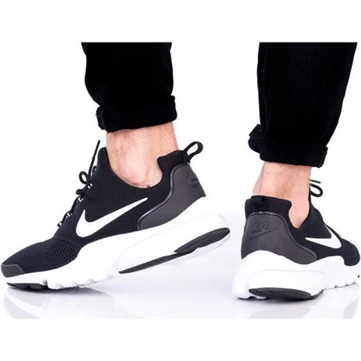 Buty sportowe męskie Nike presto na zimę sznurowane Buty