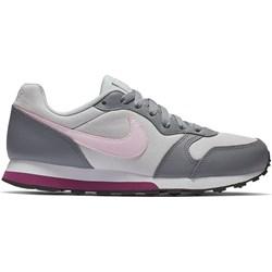 02385acd2 Buty sportowe damskie Nike do biegania md runner wiązane bez wzorów