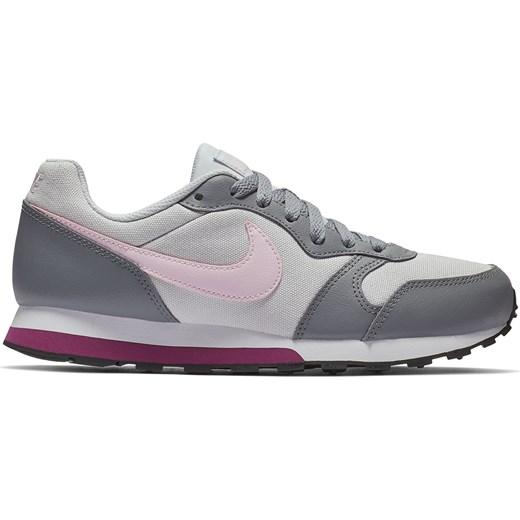 Buty sportowe damskie Nike do biegania md runner wiązane bez wzorów