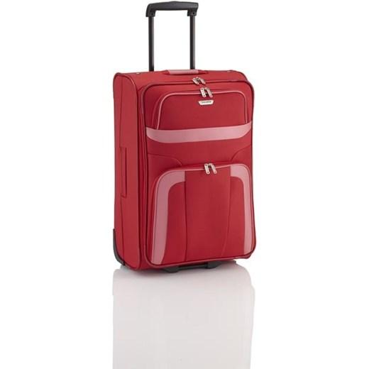 de2a56c76ff61 Walizka czerwona Travelite · Walizka czerwona Travelite dla kobiet ...