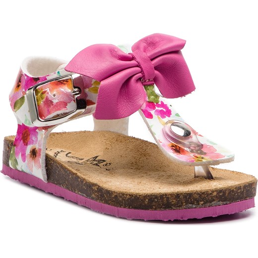 ad69c011851cc Sandały dziecięce Primigi w kwiaty w Domodi