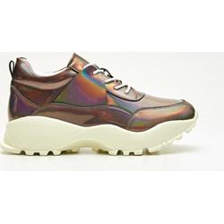 bcf60f9a5be5 Cropp sneakersy damskie gładkie