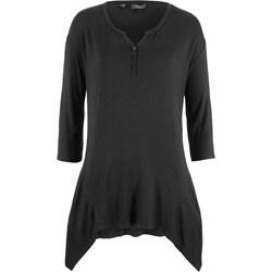 28d001cfcfb3 BPC Collection bluzka damska z dekoltem v bez wzorów z długim rękawem