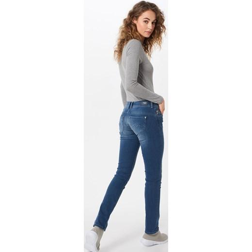 piękny Jeansy damskie Pepe Jeans Odzież Damska ZM niebieski Jeansy damskie IXQP