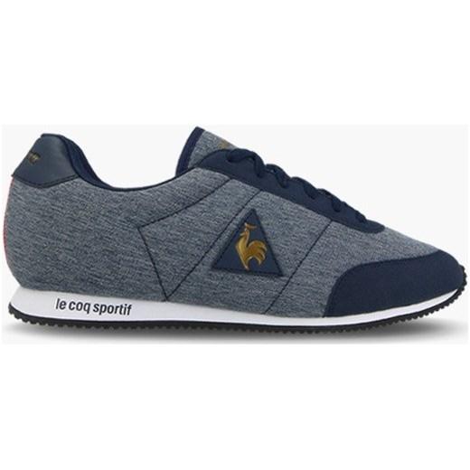 Le Coq Sportif buty sportowe męskie niebieskie skÓrzane