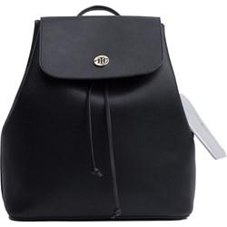 165714ea3c113 Czarny plecak Tommy Hilfiger
