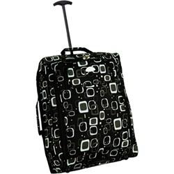 18348ff8de283 Czarne walizki i torby podróżne damskie, lato 2019 w Domodi