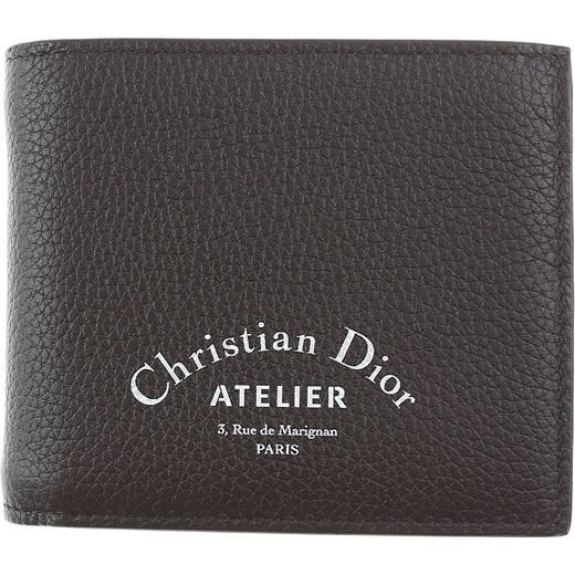 f5b16f56b36d1 Portfel męski Christian Dior w Domodi