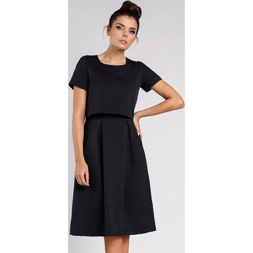 291ebf03af Pepe sukienka luźna elegancka w Domodi