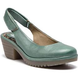 d67c2ec98245f Niebieskie buty damskie rzepy, zima 2019 w Domodi