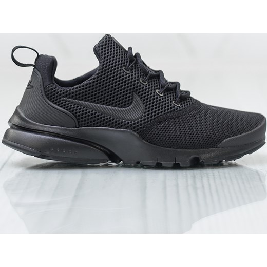 więcej zdjęć najlepszy dostawca dobra jakość Buty sportowe damskie Nike do biegania presto wiązane bez wzorów płaskie