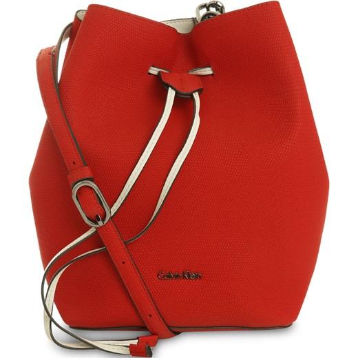 6fa2247f2850b Torebka Calvin Klein bez dodatków średniej wielkości casualowa w Domodi