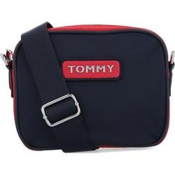 6eb4e94a8093 Listonoszka Tommy Hilfiger mała na ramię
