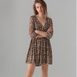 5083f960e4 Sukienka Mohito z długim rękawem