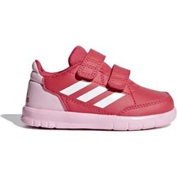 6f5145967 Buty sportowe dziecięce Adidas na rzepy