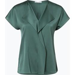 783d430f6470 Bluzka damska Boss z dekoltem v gładka z krótkim rękawem