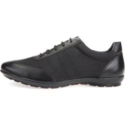 e753ef89 Geox buty sportowe męskie sznurowane