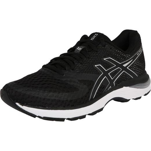 Buty sportowe damskie Asics dla biegaczy na płaskiej podeszwie bez wzorów sznurowane