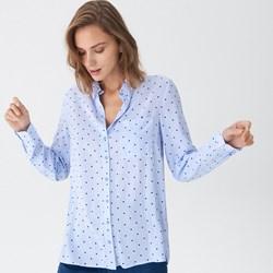 HouseWiosna W Koszule Damskie Domodi Niebieskie 2019 X8nPkw0NO