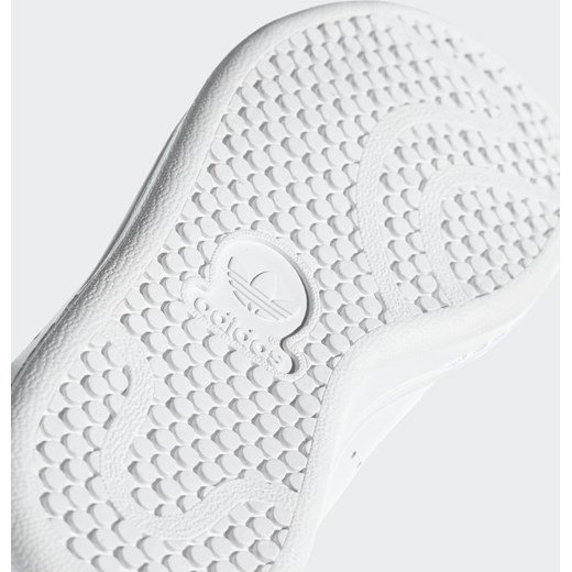 2d5696eb3d850 ... Trampki dziecięce Adidas Originals na rzepy bez wzorów ...