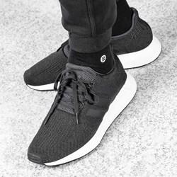 newest collection edbfd 2524a Buty sportowe męskie Adidas sznurowane czarne