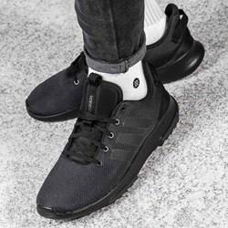 promo code e7780 47948 Buty sportowe męskie Adidas racer czarne sznurowane